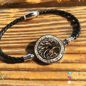 خرید دستبند زنانه مارشالی نگین دار