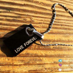 خرید گردنبند طرح Love Forever