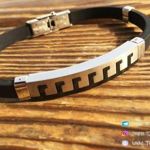 خرید دستبند چرمی مردانه